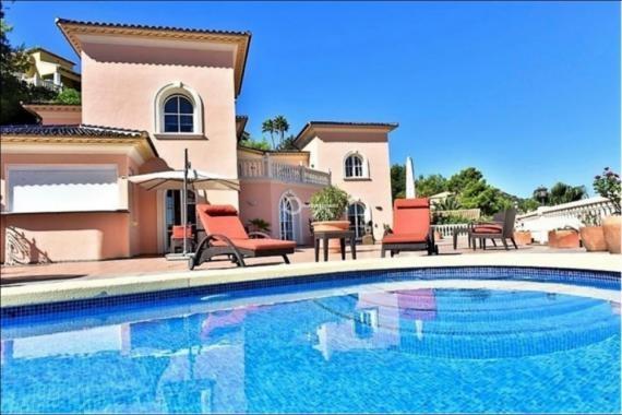VILLA MANILA Villa Dénia