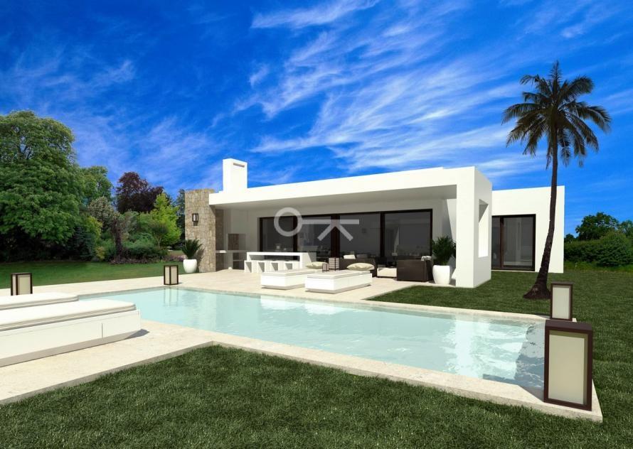 Villa de 3 dormitorios en Moraira