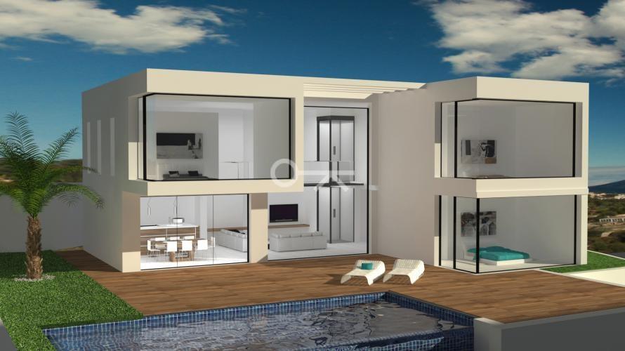 Villa de 4 dormitorios en Benissa
