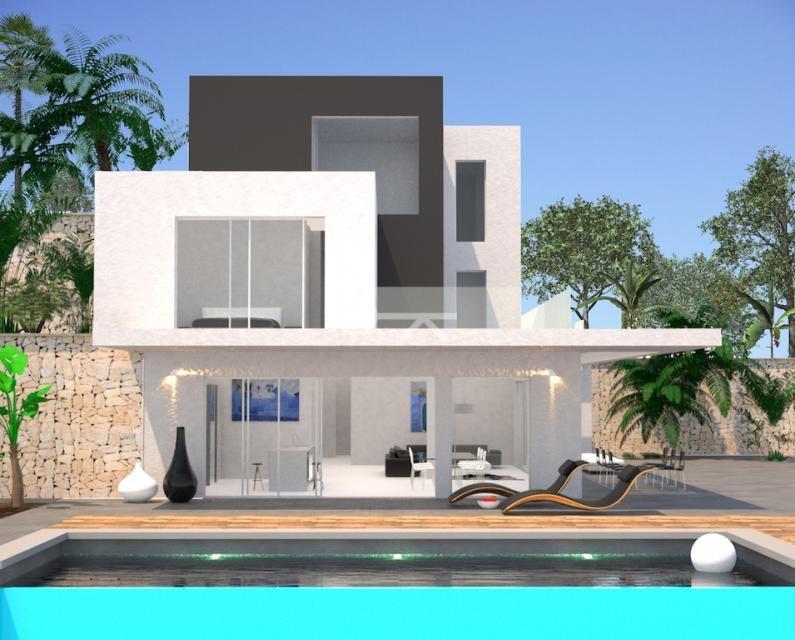 Villa de 3 dormitorios en Benissa