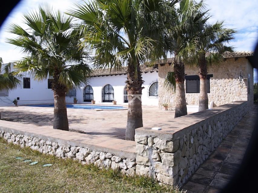 6 Slaapkamer Handelspand in Benissa
