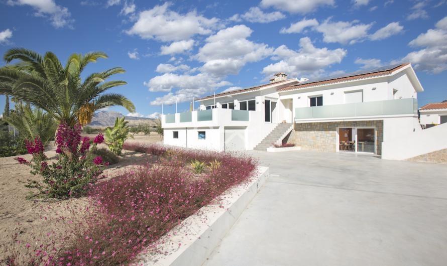 Villa de 7 dormitorios en Busot